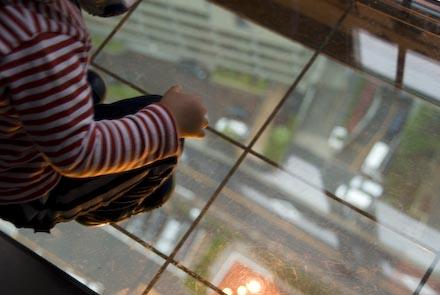 #001 はじめての東京タワー