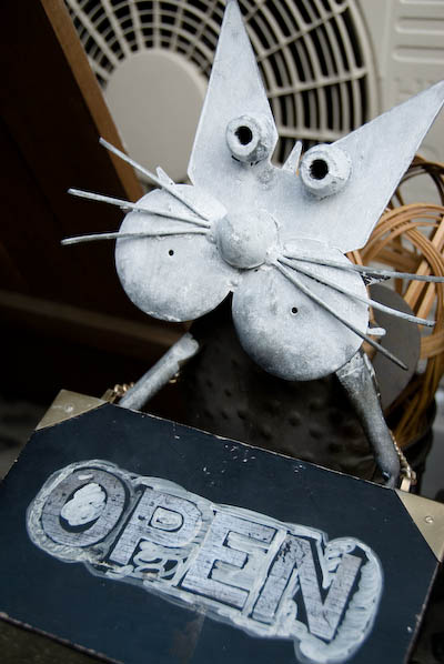 #003 招き猫