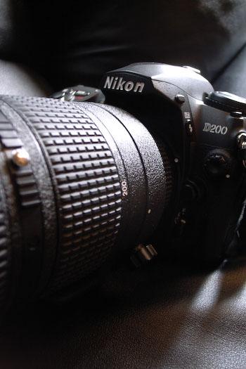 #001 AF NIKKOR 80-200mm F2.8D
