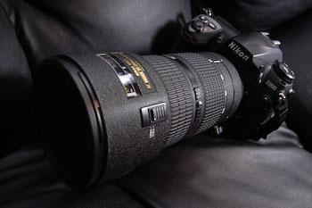 #002 AF NIKKOR 80-200mm F2.8D