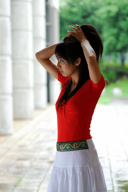 #001 若林翔子 2007 SUMMER