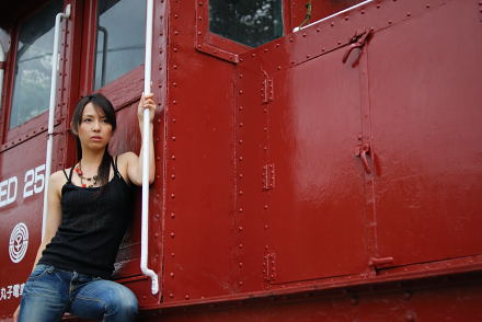#003 若林翔子 2007 SUMMER