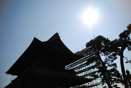 #004 善光寺(三門)