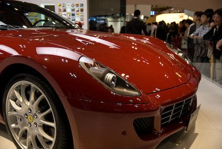 #007 Ferrari