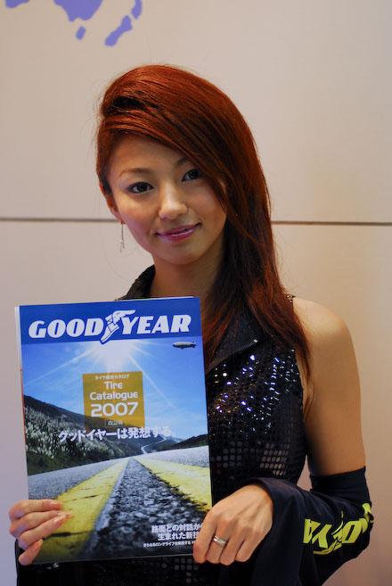 #002 GOODYEAR コンパニオン