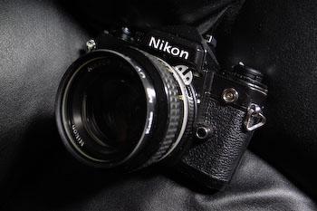#001 Nikon FE