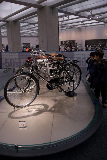 #006 ホンダの歴史はこのバイクから