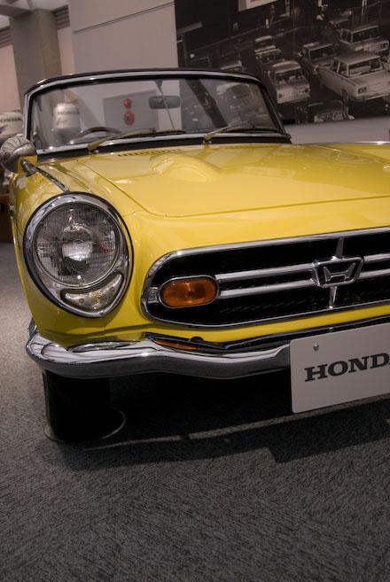 #002 HONDA S800