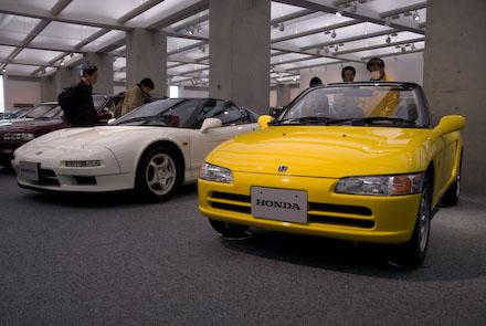 #008 HONDAのスポーツカー