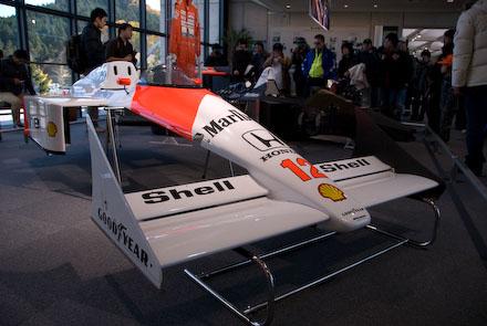 #001 HONDA F1