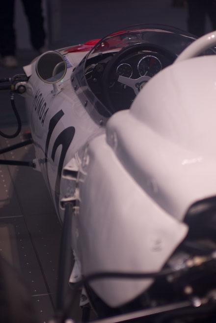 #002 HONDA F1