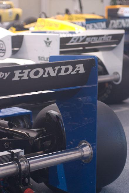 #005 HONDA F1