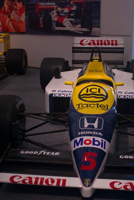 #006 HONDA F1