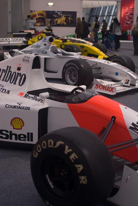#007 HONDA F1