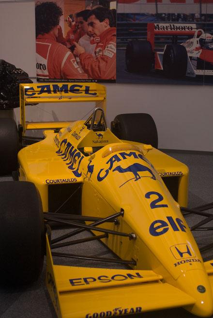 #008 HONDA F1