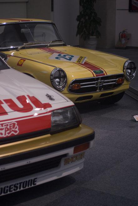 #001 HONDA Racing
