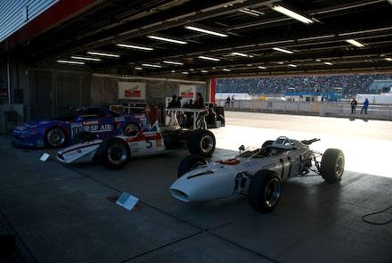 #008 HONDA Racing Car