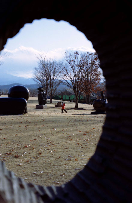 #004 Nikon FEでスナップ