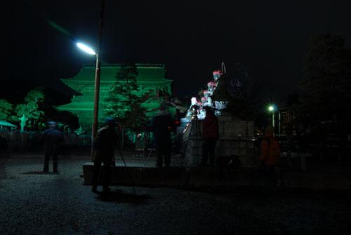#005 長野灯明まつり  2008 (2/16)