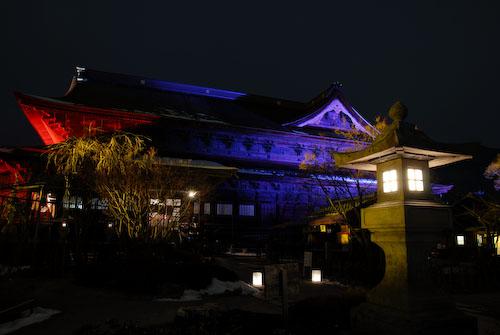 #004 長野灯明まつり  2008 (2/16)