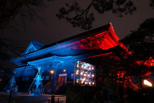 #006 長野灯明まつり  2008 (2/16)