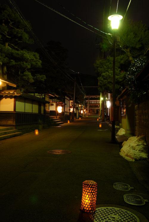 #001 長野灯明まつり  2008 (2/16)