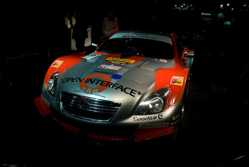 #002 東京オートサロン 2008