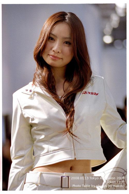 #002 東京オートサロン 2008 [コンパニオン]