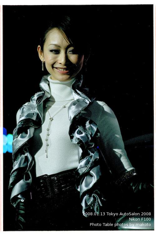 #001 東京オートサロン 2008 [コンパニオン]