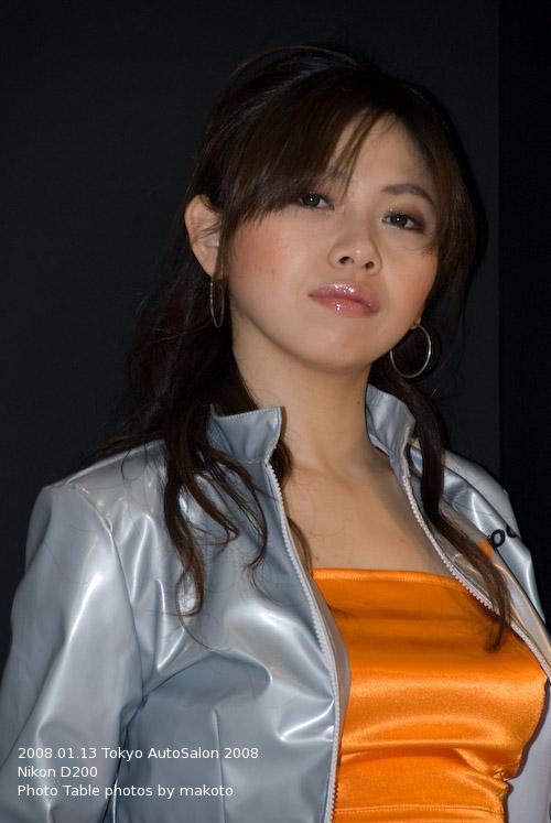 #007 東京オートサロン 2008 [コンパニオン]