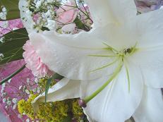 母の日 プレゼントの花