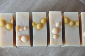 9.オレンジ、甘酒ヨーグルト ブログ