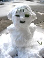 雪だるま クーニャン