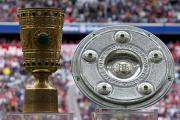 DFBポカールカップとBLマイスターシャーレ