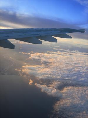 雲海の端っこ