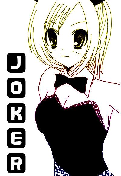 JOKER/榊原ゆい