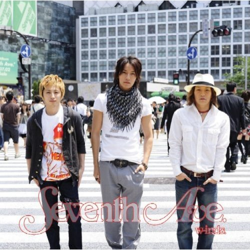 PONY♂ ENTERTAINMENT INC. w-inds ...