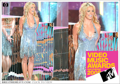 Britney Spears @ MTV VMA2008