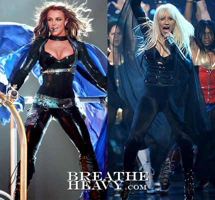 Britney Spears & Christina Aguilera