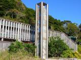 海軍港石柱