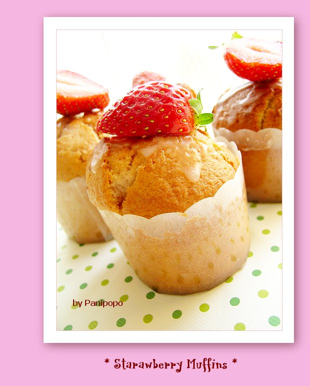 strawberry_muffins