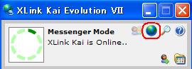 XLink kai起動②