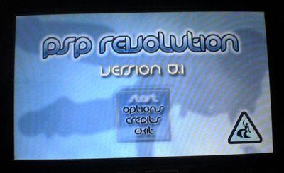 PSPでダンス!ダンス!レボリューション PSPR_v0.1