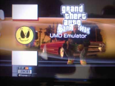 PSP UMD Emulator V0.8