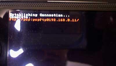 PSPをFTPサーバーにする!PSP FTPD v0.01