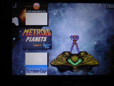 PSPでメトロイドをやろう!Metroidv-2