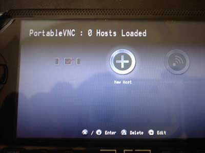 PSPでPCを操作!portablevnc