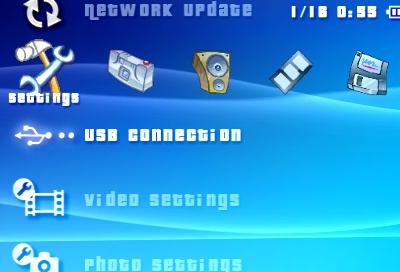 XMBのメニューフォントを変更しよう!TTF2PGF Font Converter & PSP filer