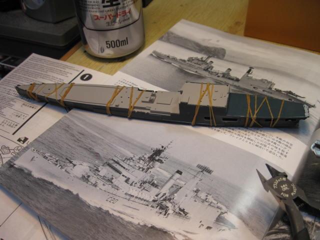 HMS TIGER の3