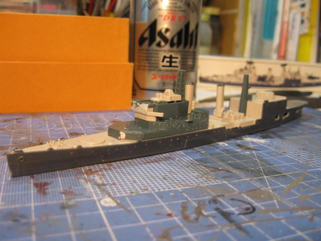 HMS TIGER の4
